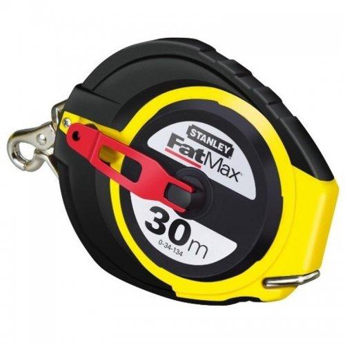 Pásmo s ocelovou páskou 30m Stanley FatMax 0-34-134