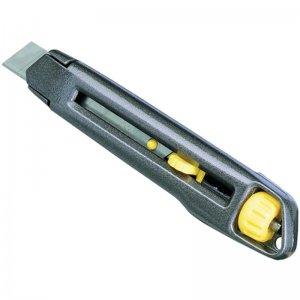 Kovový nůž Interlock pro odlamovací čepele 18mm STANLEY 0-10-018