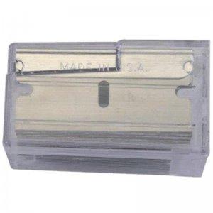 Čepele ke kovové škrabce na sklo 40mm 100ks Stanley 1-11-515