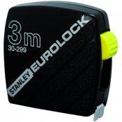 Svinovací metr 3m Eurolock Stanley 1-30-299