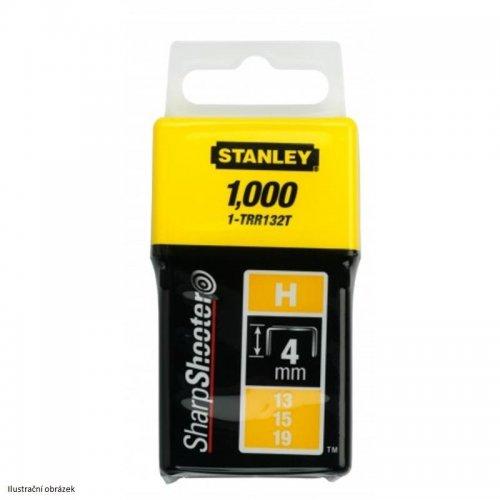 LD sponky TYP H 13/15/19, 6mm 1000ks Stanley 1-TRR134T