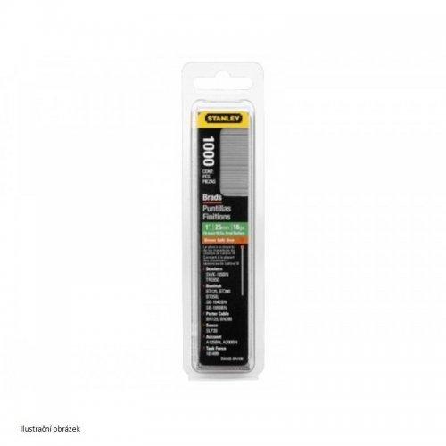 Kolářské hřebíčky 8/300/E/J, 12mm 1000ks Stanley 1-SWK-BN050T