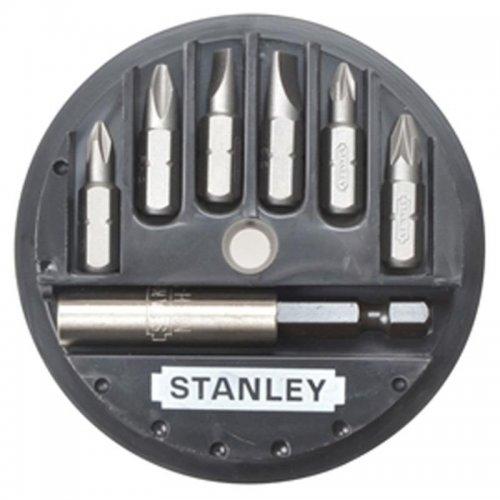 7-mi dílná sada bitů Stanley 1-68-737