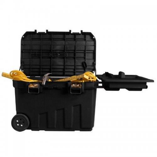 Pojízdný box s kovovými petlicemi MOBILE JobChest STANLEY 1-92-978