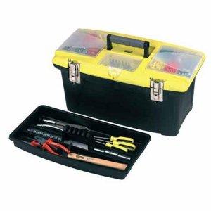 Box na nářadí Jumbo s kovovými přezkami Stanley 1-92-906