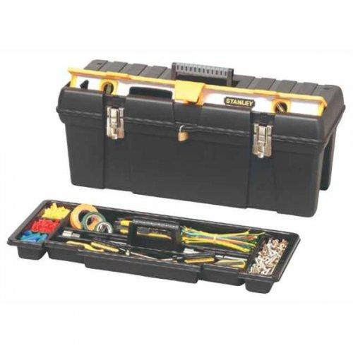 Box na nářadí s držákem na vodováhy Stanley 1-92-850