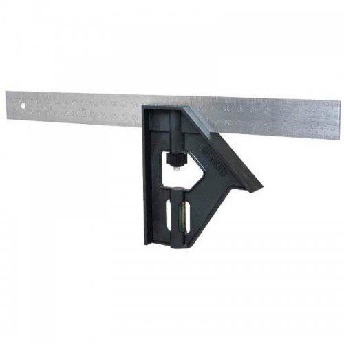 Plastový multifunkční úhelník 300mm Stanley 2-46-017