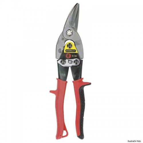 Převodové nůžky na plech pravé Stanley FatMax 2-14-564