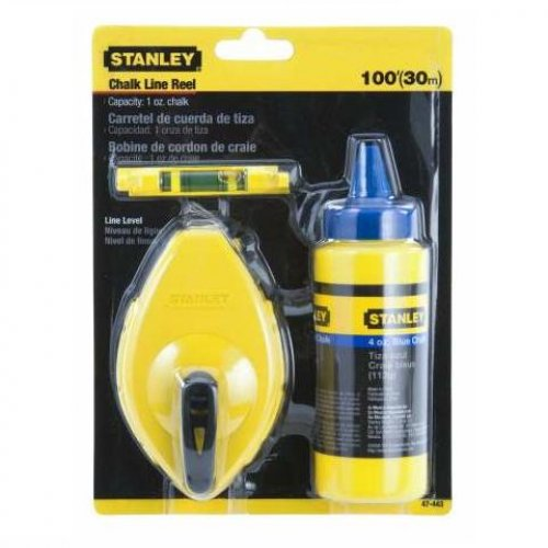 Lajnovací šňůra Stanley 0-47-443