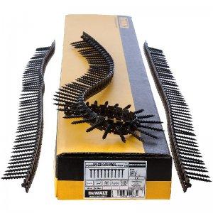 Sádrokartonářské páskované vruty 45mm x 3,5mm DeWALT DWF4100450