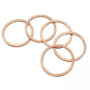 Měděné kroužky 5ks pro D21583K/D21585 DeWALT D215854