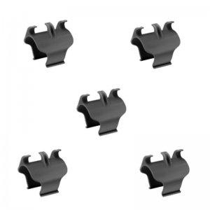 Hadicové svorky 35mm pro systém odsávání DWH 5ks DeWALT D279058CL