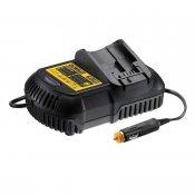 Nabíječka hodinová do auta 12V pro XR Li-lon baterie 10,8 - 18V DeWALT DCB119