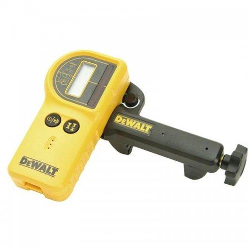 Optický a akustický elektronický přijímač k laseru do 300m DeWALT DE0772