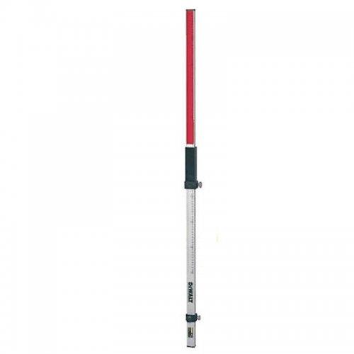 Hliníková měřící lať s vodováhou k laseru, max. 2,4m DeWALT DE0737