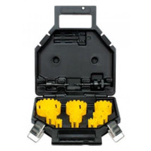 Sada vrtacích korunek pro elektrikáře DeWALT DT8275