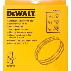 Pilový pás pro DW738/DW739 univerzální 12mm DeWALT DT8481