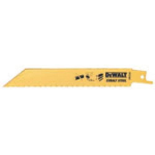 Pilové plátky na dřevo 228mm pro mečové pily (100ks) DeWALT DT2320