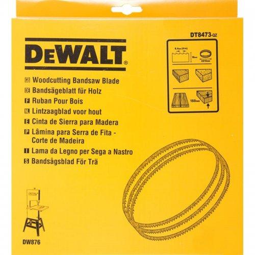 Pilový pás pro DW876 na dřevo a plasty přímý řez 16mm DeWALT DT8473