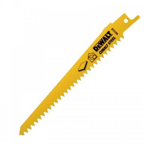 Pilový plátek bimetal na omítky bez úlomků pro mečové pily 152mm 5ks DeWALT DT2356