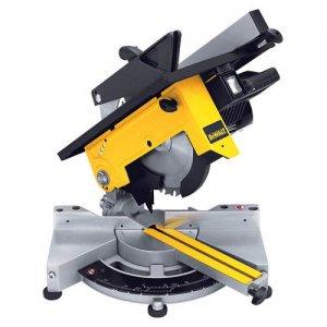 Pokosová, kapovací a stolová pila na dřevo 260mm DeWALT DW711