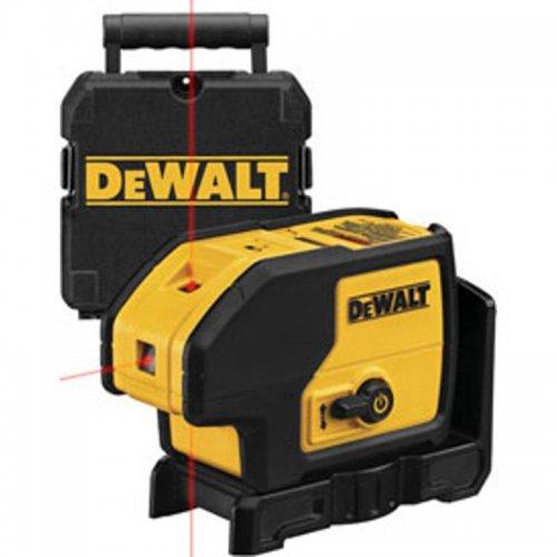 Samonivelační laserová olovnice DeWALT DW083K
