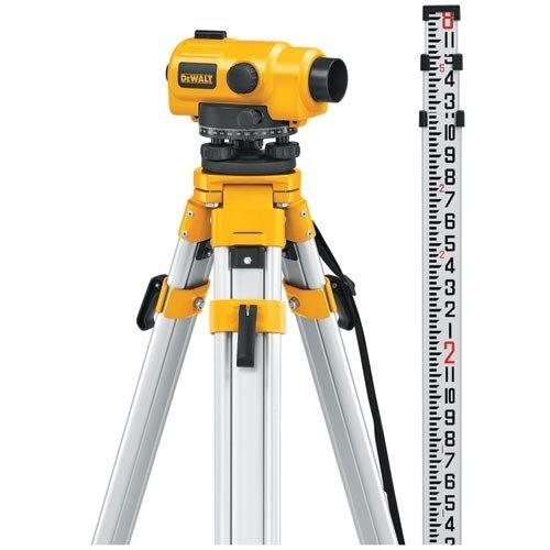 Nivelační optický přístroj DeWALT DW096PK