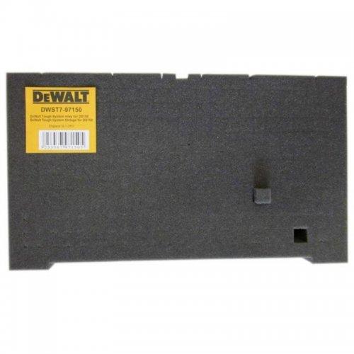Adaptabilní pěnová vložka DeWALT DWST7-97150