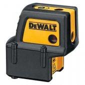 4-bodový samonivelační laser DeWALT DW084K
