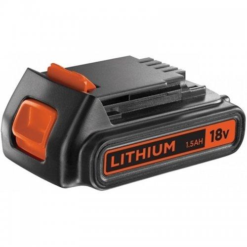 Originál akumulátor 18V 1,5Ah Li-Ion Black&Decker BL1518