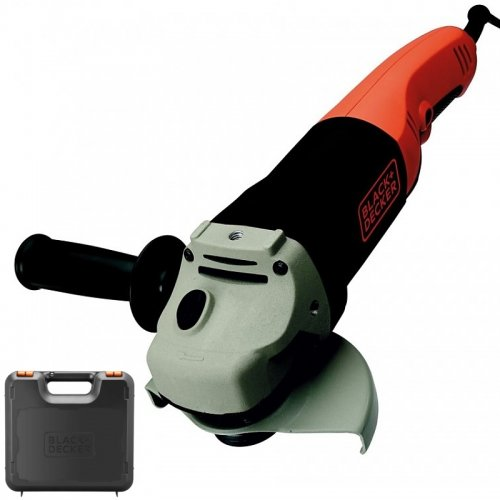 Úhlová bruska 125 mm Black&Decker KG1202K