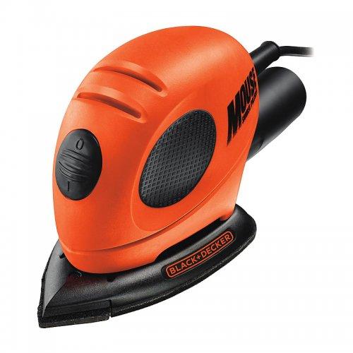 Vibrační bruska Mouse s příslušenstvím Black&Decker KA161BC
