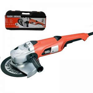 Úhlová bruska 230mm Black&Decker KG2000K
