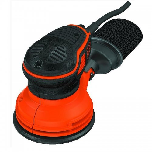 Excentrická bruska 125mm Black&Decker KA199
