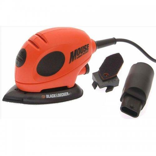 Vibrační bruska Mouse Black&Decker KA161