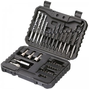 Sada vrtáků, bitů a nástrčných klíčů 32ks Black&Decker A7216