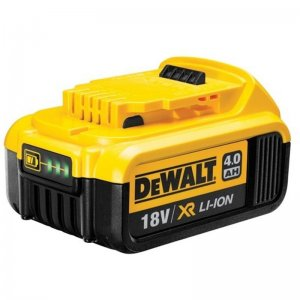 Originál akumulátor 18V 4,0Ah Li-Ion XR DeWALT DCB182