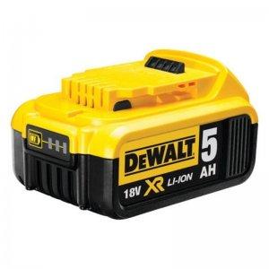 Originál akumulátor 18V 5,0Ah XR Li-Ion DeWALT DCB184