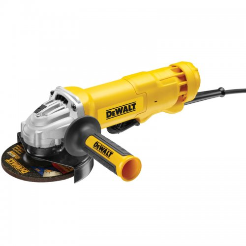 Úhlová bruska 1 400 W 125mm DeWALT DWE4233