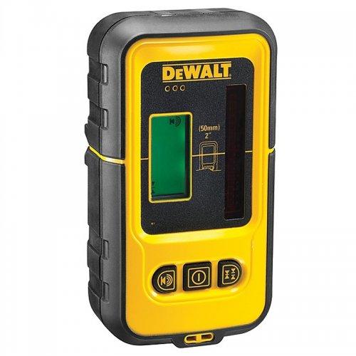 Laserový detektor do 50m pro zelené čárové lasery DeWALT DE0892G