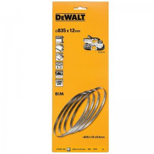 Bimetalový pilový pás 18 TPI pro DCS371 (4ks) DeWALT DT8461