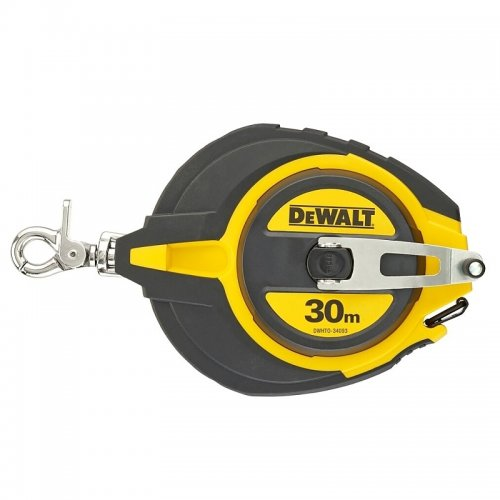 Ocelové svinovací pásmo - 30m DeWALT DWHT0-34093