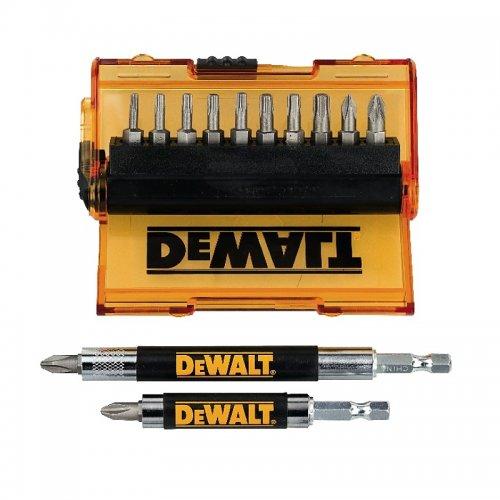 14dílná sada bitů DeWALT DT71570