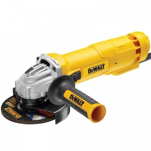 Malá úhlová bruska 125 mm DeWALT DWE4227