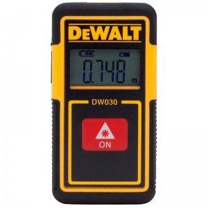 Kapesní laserový dálkoměr 9m DeWALT DW030PL