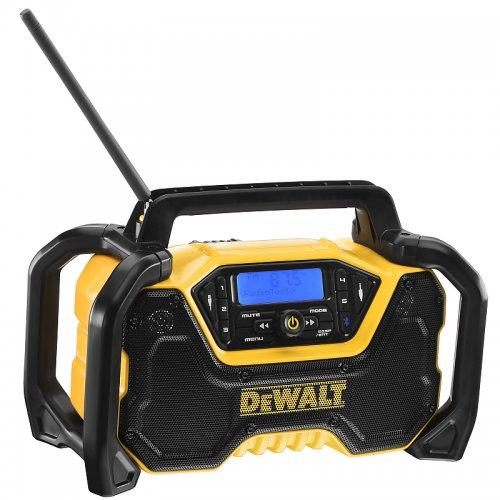 Aku rádio s bluetooth 10,8 - 18V bez aku DeWALT DCR029
