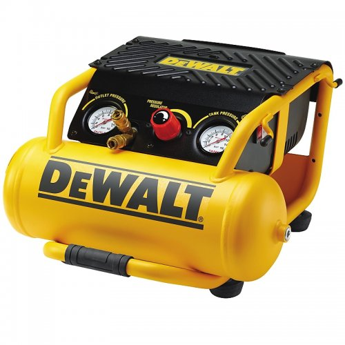 Středně velký kompresor 10l DeWALT DPC10RC