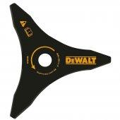Nůž se třemi ostřími na vysokou trávu a křoví DeWALT DT20653
