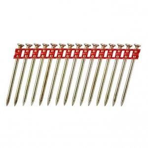 Hřebíky XH 38mm pro velmi tvrdý beton a železo pro DCN890 1005ks DeWALT DCN8903038
