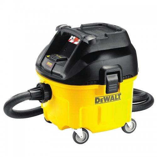 Standardní vysavač 30 l - třída L DeWALT DWV900L